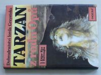Burroughs - Tarzan z rodu Opů (1994)