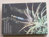 Haager - Kapesní atlas pěstovaných exotických rostlin (1982)
