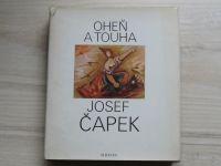 Josef Čapek - Oheň a touha (1980) Básně z koncentračního tábora