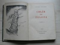 Josef Filgas - Chléb ze železa (1944)