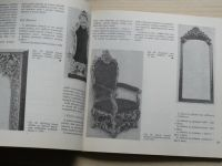 Medková - Starožitný nábytek - Údržba a opravy (1977)