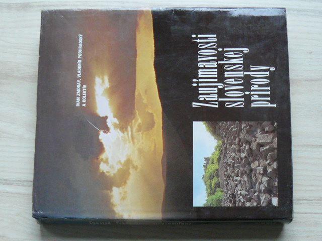 Zmoray, Podhradský a kol. - Zaujimavosti slovenskej prírody (1982) slovensky