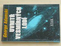 Adamski - Uvnitř vesmírných lodí