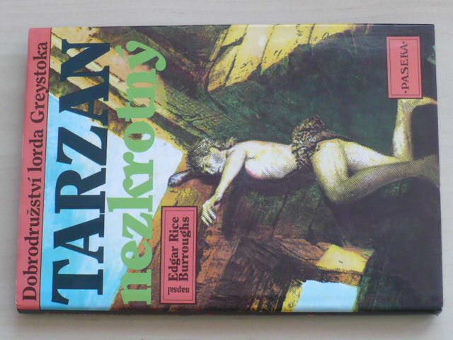 Burroughs - Tarzan nezkrotný (1993)