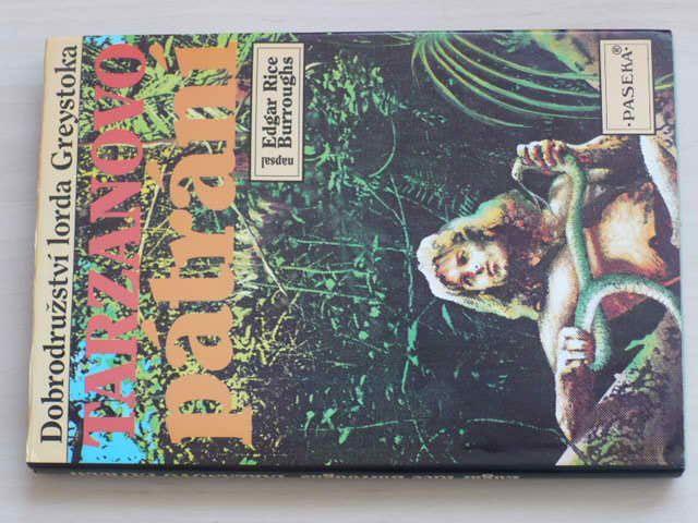 Burroughs - Tarzanovo pátrání (1995)