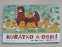 Hrubín - Kuřátko a obilí (2009)
