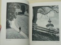 Landschaftsphoto - Schwarzweiss und Farbig (Wien 1941)