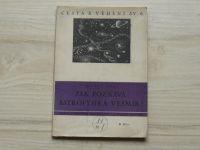 Link - Jak poznává astrofyzika vesmír (1940)