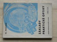 Mazurek - Základy praktické optiky (1942) 1. Optické výpočty