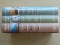Nejlepší světové čtení - 61 hodin, Seznam přání, Ženevský podvod, Vánoční seznam, Vyrovnaný účet