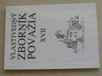 Vlastivedný zborník Považia XXVII. slovensky