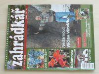 Zahrádkář 1-12 (2008) ročník XL.