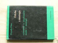 Zbyněk Fišer - Útěcha z ontologie - substanční a nesubstanční model v ontologiii (1967)