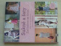 Haynesová - Sukně a šaty - Začínáme se šitím - Střihy, rady, tipy a informace (2015)