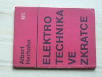 Herhahn - Elektrotechnika ve zkratce (1966)