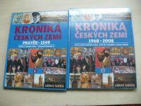 Kronika českých zemí - Pravěk - 2008 1. až 8. díl (2008) 8. knih