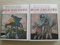 Miguel de Cervantes Saavedra - Důmyslný rytíř Don Quijote de La Mancha (1982)