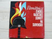 Pamätnica Zemskej hasičskej jednoty na Slovensku (1972) slovensky