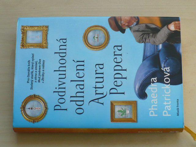 Patricková - Podivuhodná odhalení Artura Peppera (2017)