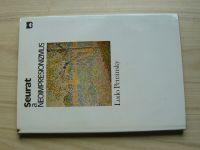 Petránsky - Seurat a neoimpresionizmus (1976) slovensky