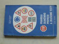 Ryska, Hajer - Pravidla silničního provozu a zkušební testy (1982)