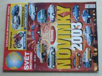Svět motorů 1-52 (2003) ročník LVII.