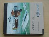 Hoogschagen - Fokker C.5 (2015) monografie, holandsky