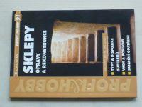 Balík, Starý - Sklepy, opravy a rekonstrukce (2003)