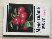 Dolejší - Méně známé ovoce (1991)