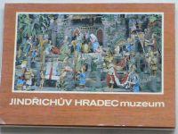 Jindřichův Hradec muzeum - Soubor 12 pohlednic