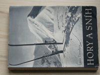 Louis Trenker - Hory a sníh (1941)