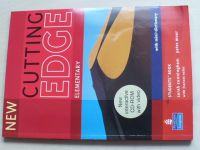 New Cutting Edge Elementary Students´ Book + Mini-dictionary + CD (2005)