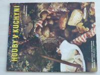 Sešity domácího hospodaření - svazek 16 - Pulec, Smotlacha - Houby v kuchyni (1969)