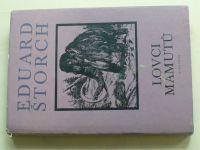 Štorch - Lovci mamutů (1974) il. Burian