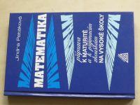 Petáková - Matematika příprava k maturitě a k přijímacím zkouškám na vysoké škole (2008)