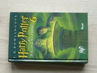 Rowlingová - Harry Potter a polovičný princ (6) slovensky, 2005
