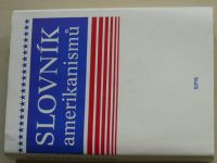 Slovník amerikanismů (1982)
