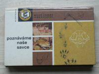 Anděra, Horáček - Poznáváme naše savce (1982)