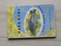 Anuše Kejřová - Naše ryby a jich vhodná úprava (1935)