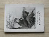 Miloš Alexander Bazovský - 1899 - 1968 (1975) 24 fotopohlednic v obálce