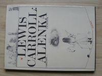 Lewis Carroll - Alenka v kraji divů... A za zrcadlem (Albatros 1988)