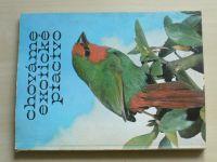 Podpěra - Chováme exotické ptactvo (1981)