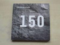 """Národní divadlo """"150"""" 1868 - 2018"""