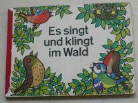 Es singt und klingt im Wald - německy