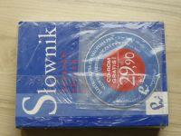 Slownik wyrazów obcych + CD ROM (2002) - Slovník cizích slov, polsky