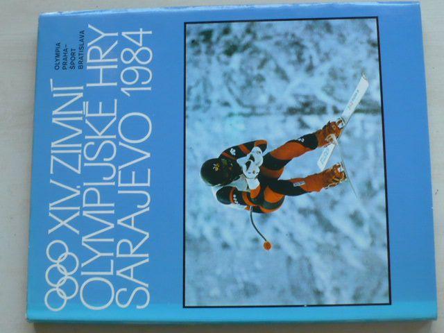 XIV. zimní olympijské hry Sarajevo 1984 (1985)