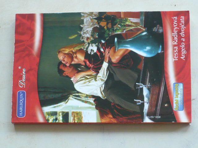 Desire č.854: Radleyová - Angelo a dvojčata (2010)