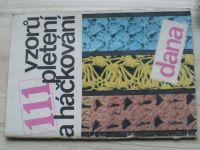 Doležalová - 111 vzorů pletení a háčkování (1972)