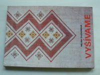 Duchoňová - Vyšívame (1983) slovensky