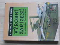Janíček, Vozár, Zbořil - Výrobní zařízení pro učební obory Zpracování dřeva (1999)